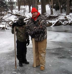 Nick and Eric Hildebrant -Sucker Giggin - 1-25-2014